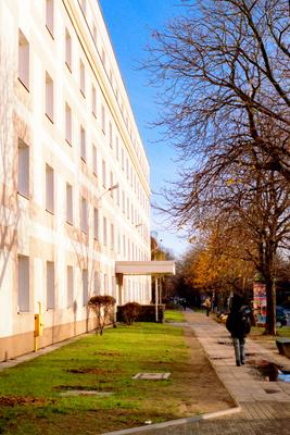 Politechnika Gdańska, Dom Studencki nr 9, XI 2009