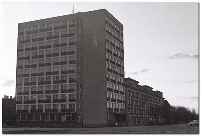 Politechnika Gdańska, Domy Studenckie nr 8 i 9, 1983