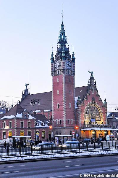 Gdańsk Główny, 17:18 ( 20 II 2009 )