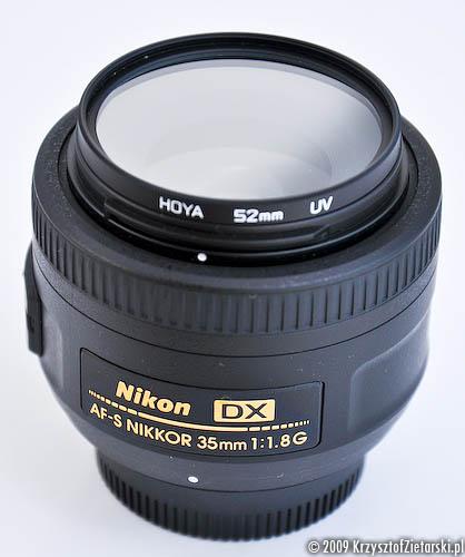 Nikon Nikkor 35mm/1.8