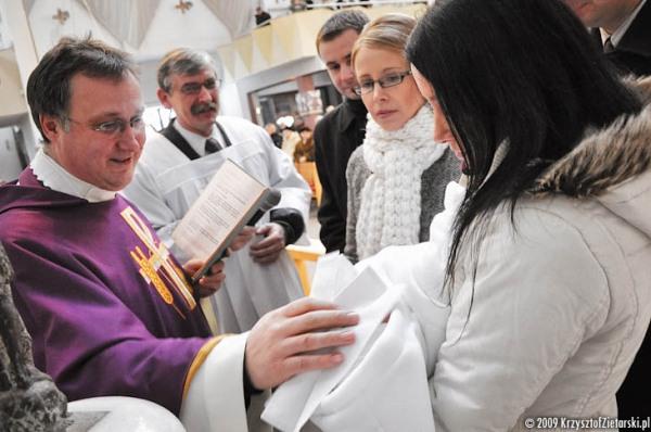 Zdjęcia ze chrztu - Gdańsk, Gdynia, Sopot
