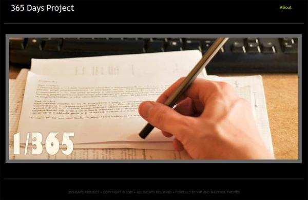 Projekt 365 dni