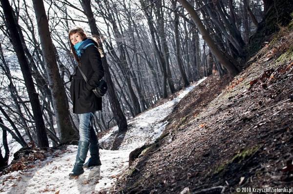 Fotografia strobist ze spaceru - szybki czas synchronizacji z lampą