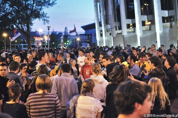 spotkanie z Kiko Arguello i Carmen w Warszawie ( Warsaw ) - Droga Neokatechumenalna - Śpiewy, pieśni i tańce, gitara, flamenco