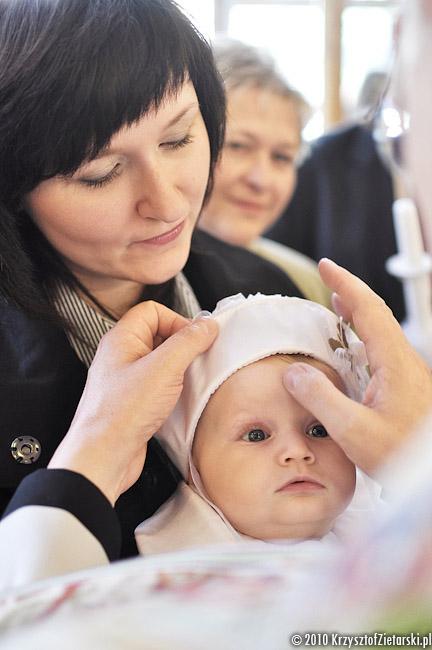 Chrzest Izabeli w Gdyni - Zdjęcia ze Chrztu
