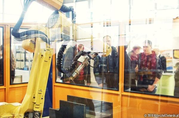 Zdjęcia z targów Automa 2010 w Poznaniu